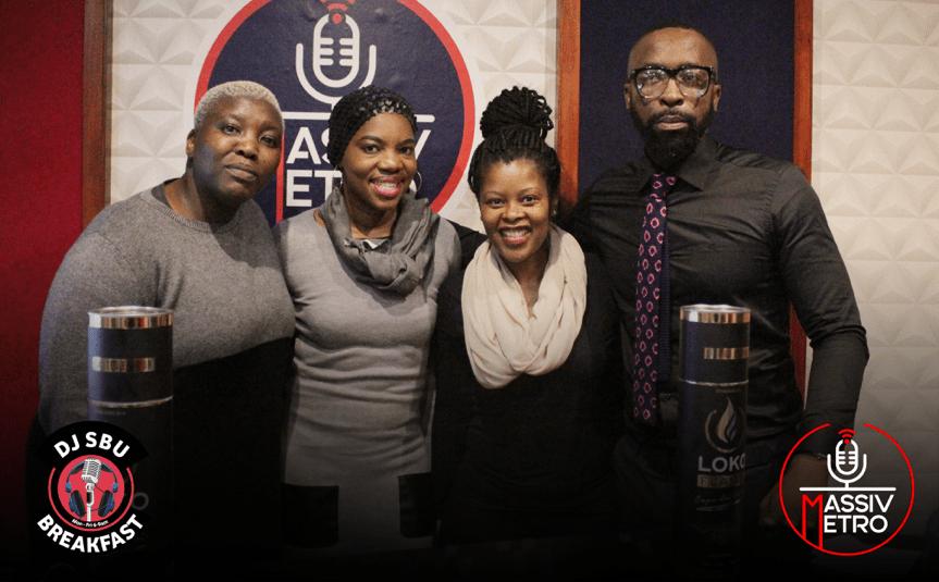 Comedian co-host Celeste Ntuli is on the brink of her Black Tax Tour