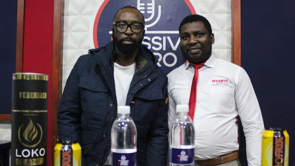 Sticky Situations, kasi cuisine and more on DJ Sbu Breakfast