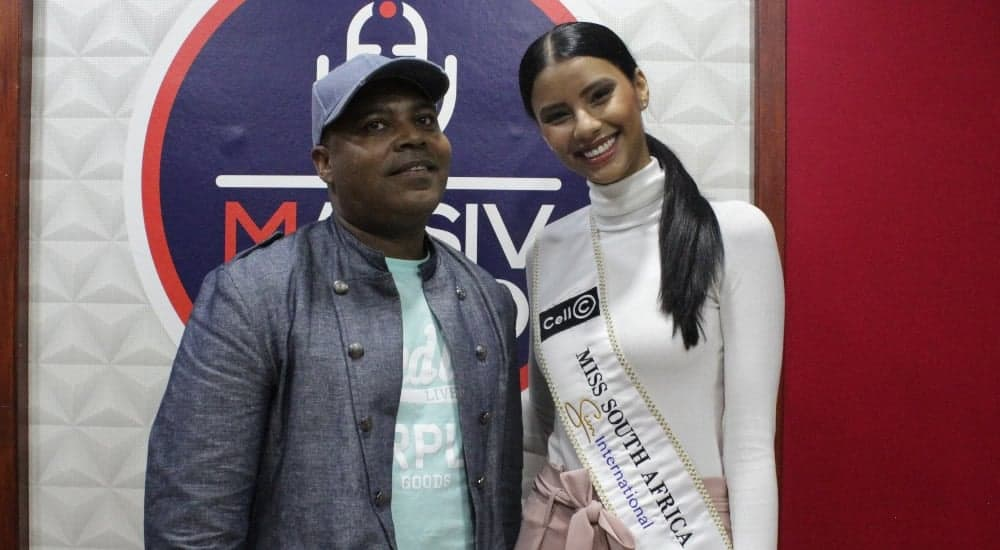 Miss SA, Tamaryn Green on being the Queen of South Africa's Castle