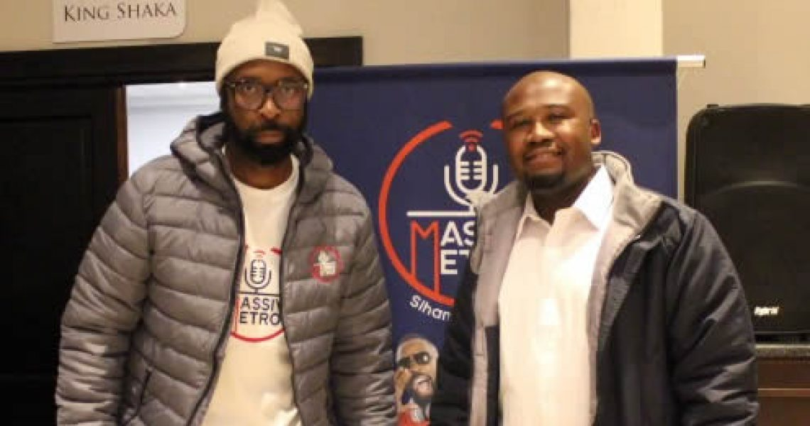 DJ Sbu and Advocate Modise Koetle Head Ekurhuleni Youth Office 2018
