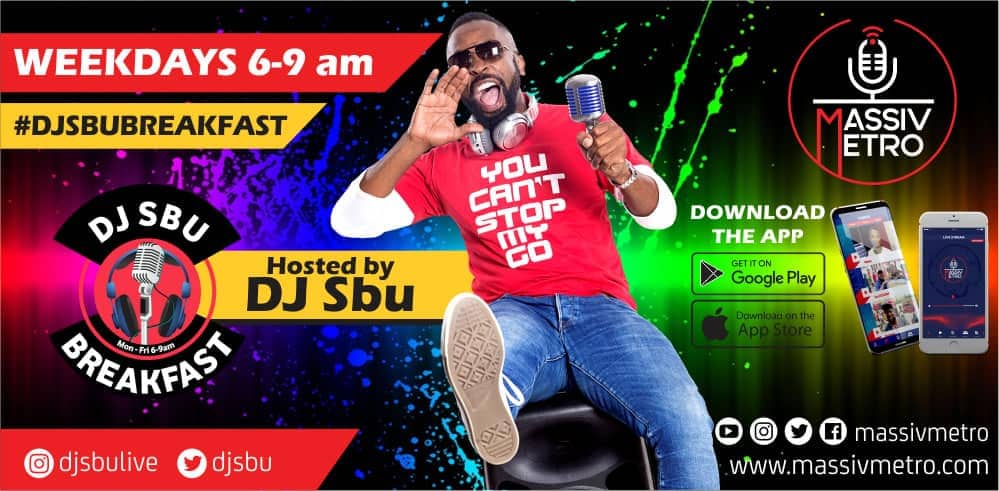 DJ Sbu Breakfast – Massiv Metro