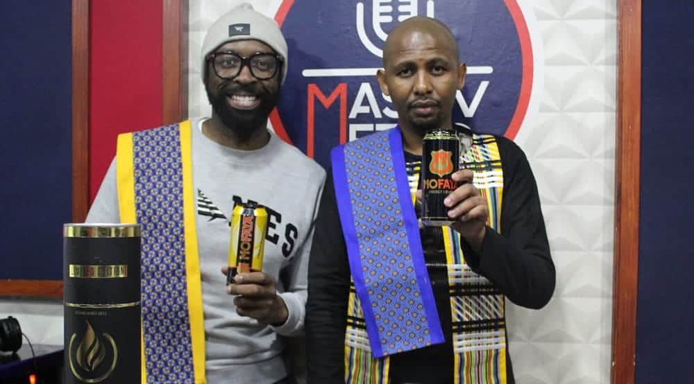 Art Residence founder, Sipho Nanzwa on the DJ Sbu Breakfast