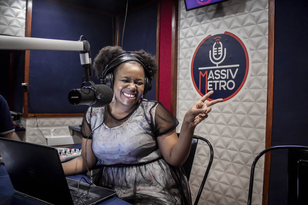 Massiv Metro Opens Up The Industry On World Radio Day